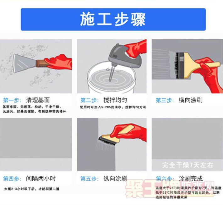 壁力虎反辐射隔热防水涂料优势 反辐射隔热防水涂料施工步骤.png