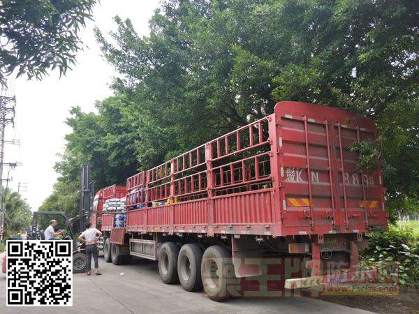 点击查看粤高防水建材出口柬埔寨的防水材料,你要不要来一单!详细说明