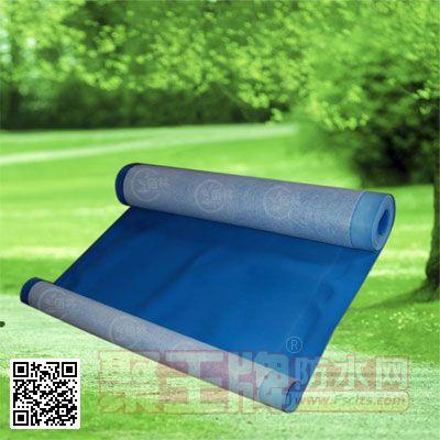 聚王牌配图为佰林聚氯乙烯PVC高分子防水卷材