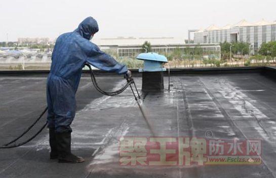 """论防水涂料机械化喷涂的背景及趋势,防水涂料从""""手工施工""""到""""机械化喷涂"""",需掌握哪些关键技术呢?"""