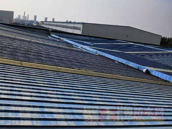 高难度斜屋面卷材防水做法技术要点分析