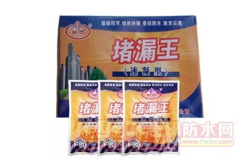 防水材料――高效堵漏王简介及施工工艺