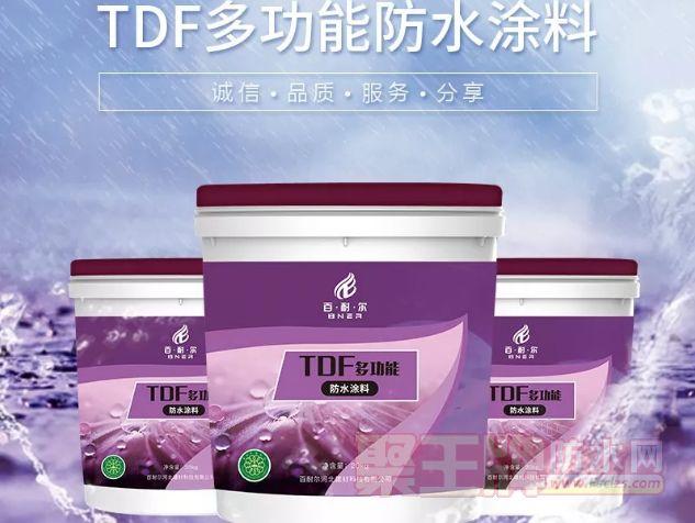 百耐尔防水 TDF多功能防水涂料