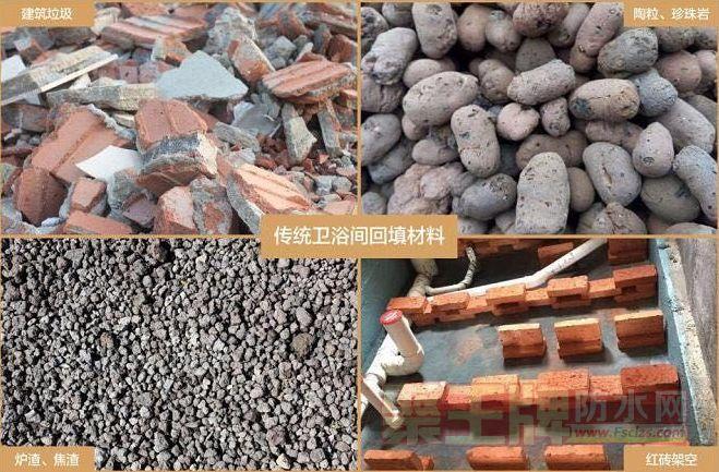 湖南回填材料质量如何及哪里有卖 卫生间回填用什么材料好