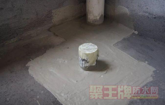 卫生间防水:卫生间聚乙烯丙纶防水施工方案