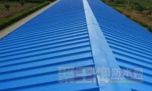 金属屋面防水:一起来看看,钢结构厂房漏水的原因