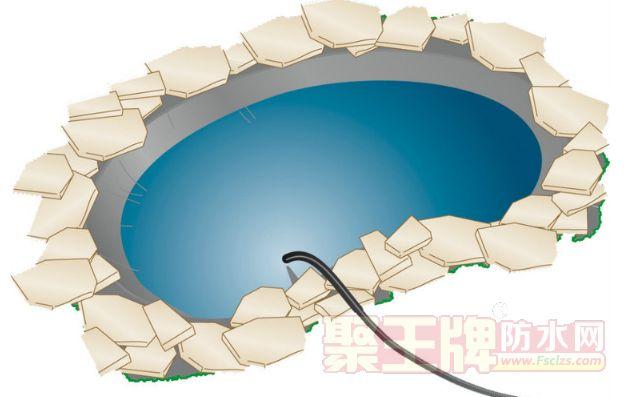 鱼池防水用什么材料?鱼池防水材料能用K11防水涂料吗?