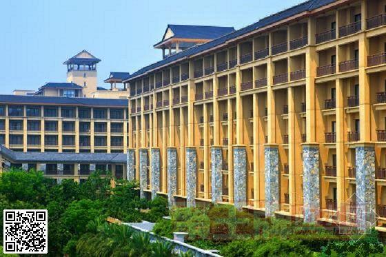 丽天防水工程案例番禺长隆酒店二期
