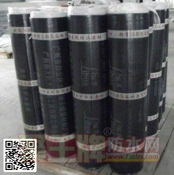 丽天牌SBS防水卷材 弹性体SBS改性沥青防水卷材PRF-101