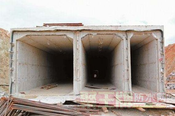 管廊防水图