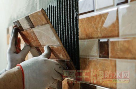 为什么铺瓷砖留缝?瓷砖填缝剂使用要注意事项哪些事?