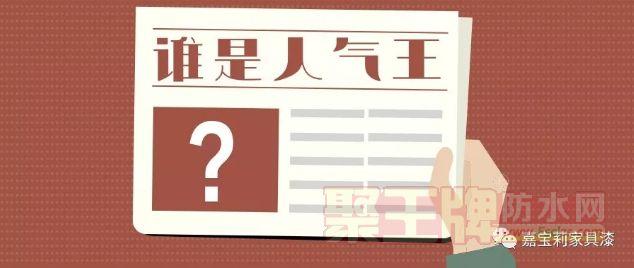 """实至名归!第三届嘉宝莉家具漆""""枪王争霸""""涂装艺术大赛【人气王】诞生!"""