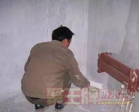 卫生间防水规范一:确保卫生间的地面较为平稳。