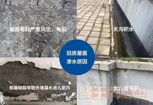 防水堵漏 | 看不见的防线,旧房改造的生命线!