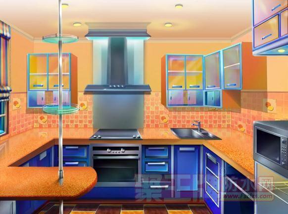 你家厨房做防水了吗?