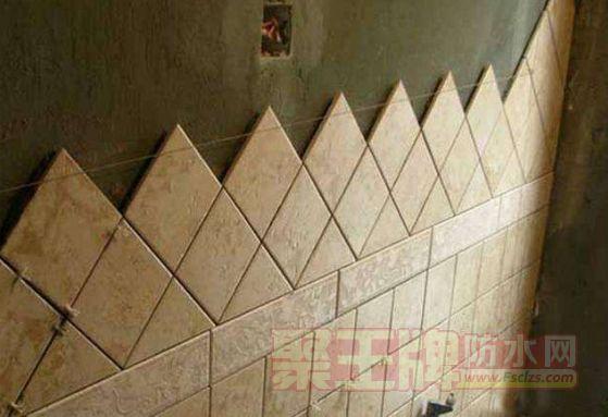 防水施工以后瓷砖贴不牢该咋办?