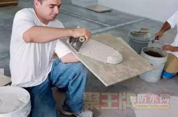 """装修掉砖,瓷砖胶""""很憋屈"""""""