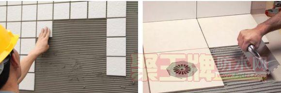 强力瓷砖胶使用步骤方法