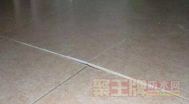 为什么铺贴瓷砖要留缝填缝