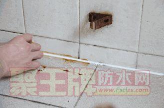 填缝剂  可以用在墙面的填缝