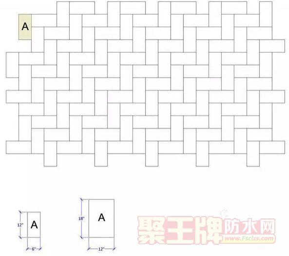 师傅总结的12种瓷砖铺贴方式,别让瓷砖毁了你的家!