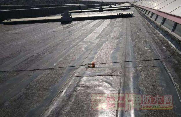 屋面防水:防水卷材施工工艺