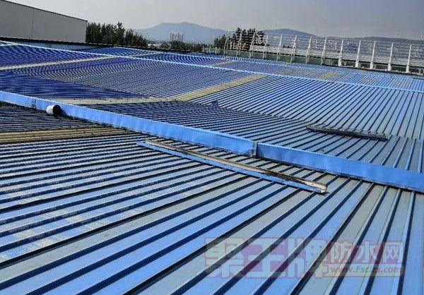 金属屋顶防水怎么做?金属屋面防水工艺
