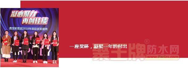涂料企业嘉宝莉年会――凝心聚力,再创佳绩!
