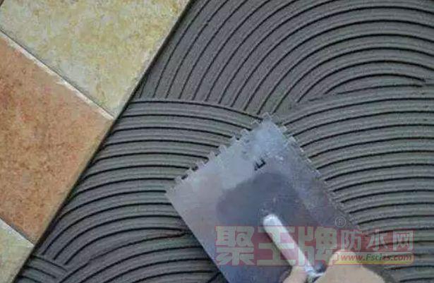 快硬型瓷砖胶最新配方!
