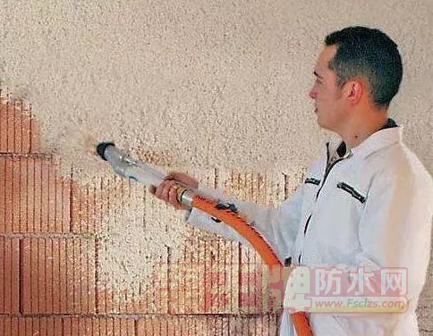 外墙保温:新型石膏砂浆的配方与工艺