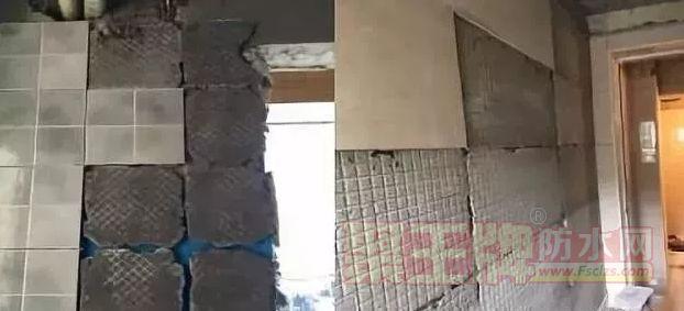 瓷砖胶再好 也抵不过错误的施工