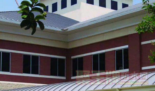 McElroy Metal公司助力拱形屋面系统发展