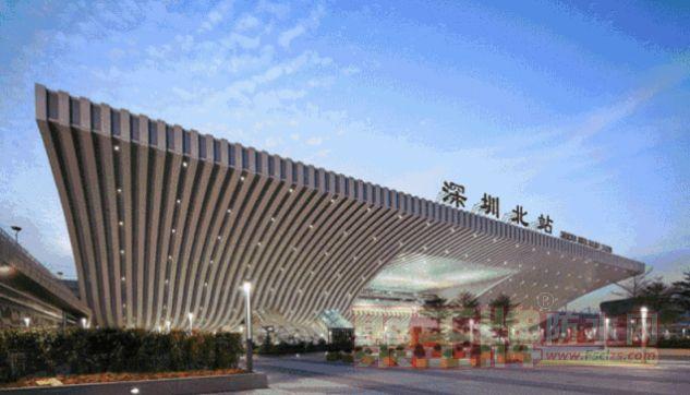 深圳国际会展中心项目——见证深圳新地标   全球最大会展中心呼之欲出!
