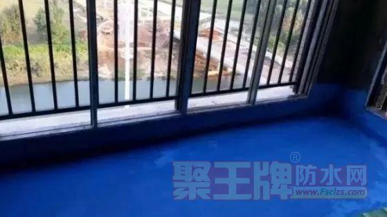 楼上阳台漏水,楼下住户遭殃――阳台防水得做好