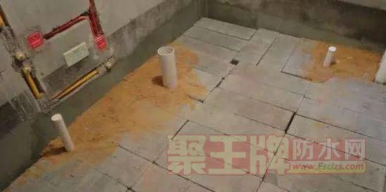 卫生间回填材料到底如何选择?