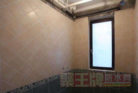 瓷砖铺贴:墙面做防水后贴砖不牢怎么解决?