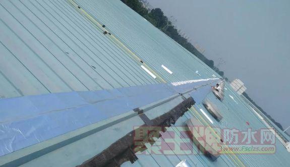 金属屋面防水,金属屋面防水用什么材料及解决方案分析