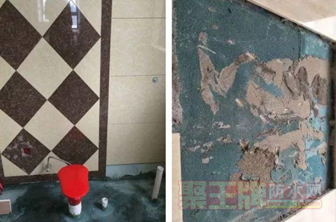 点击查看瓷砖铺贴:如何避免刷完防水后瓷砖起鼓、脱落?详细说明