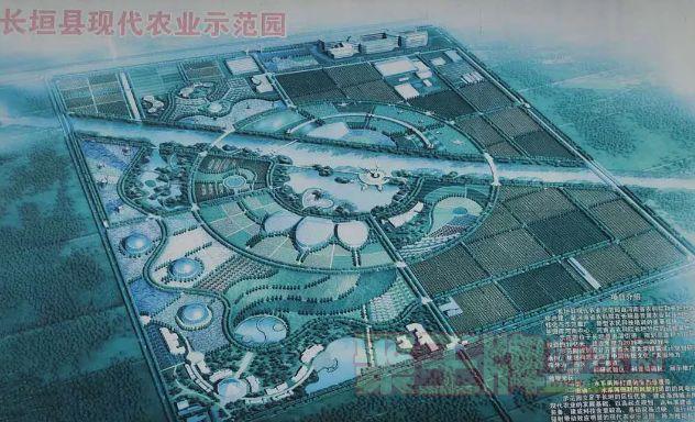 防水工程:金拇指助力河南省现代农业科学跨越新进程!