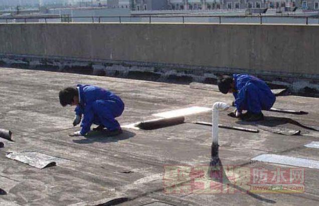 屋面防水施工10个关键点要注意!