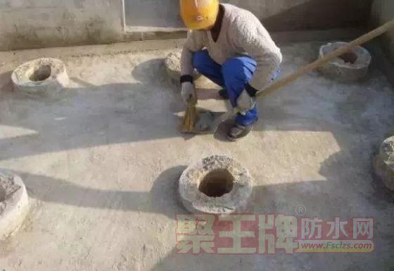 防水施工可视化交底,简便不简单~