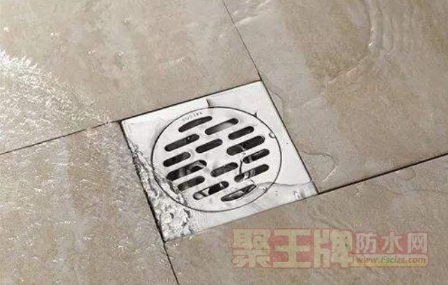 地漏漏水了,咋办?地漏防水施工怎么做?