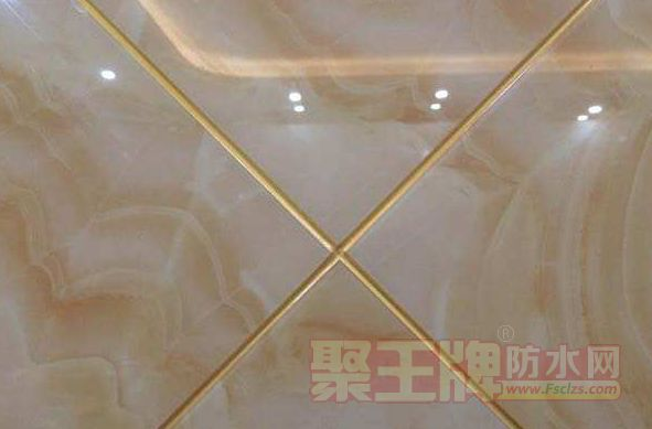 瓷砖美缝剂让家装更完美 瓷砖装修边角全无