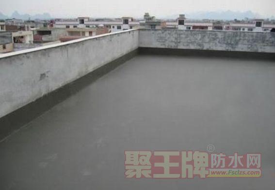 聚合物水泥防水涂料(JS)粘结强度的改进研究