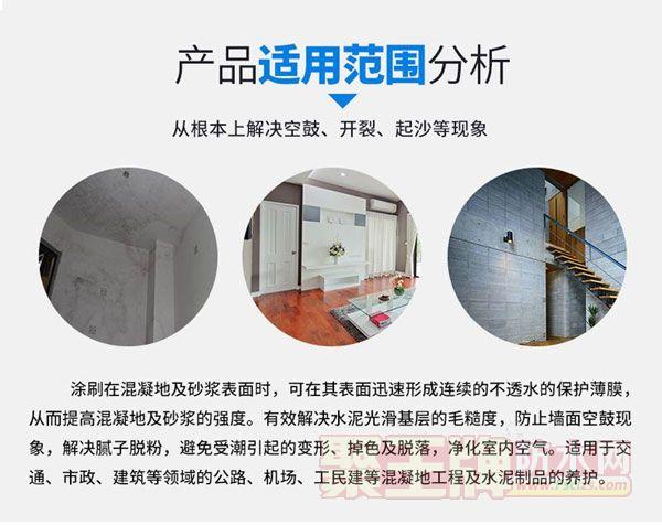 【新品首发】百事丽防水――混凝土加固界面剂