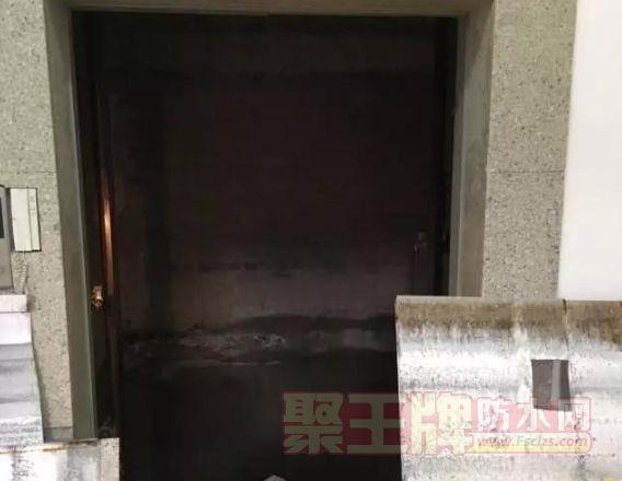 电梯井渗漏原因分析及电梯井维修堵漏施工方案