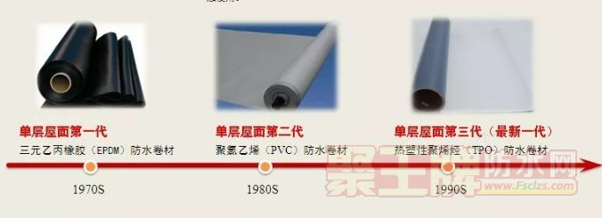 tpo防水卷材施工工艺 TPO防水卷材的了解以及实际应用