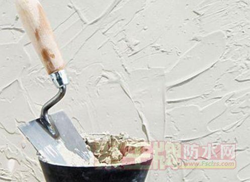 【家装辅材】防水建材市场上如何对腻子分类的?
