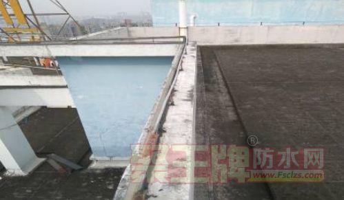天面防水及外墙翻新整修工程--东莞市东城中信新天地花园