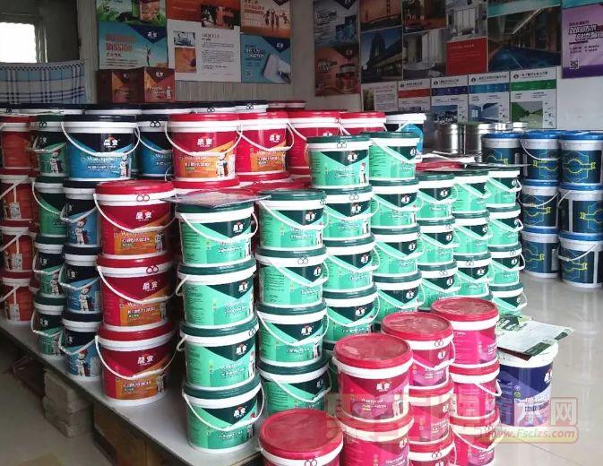 防水涂料加盟哪个品牌好?选择比努力更重要!